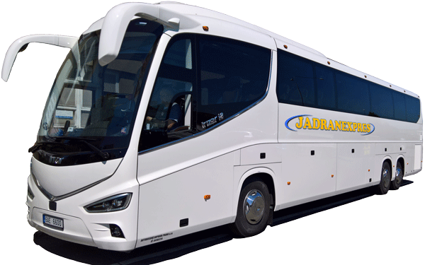 Autobusem Do Chorvatska Na Dovolenou 2019 Jadranexpres